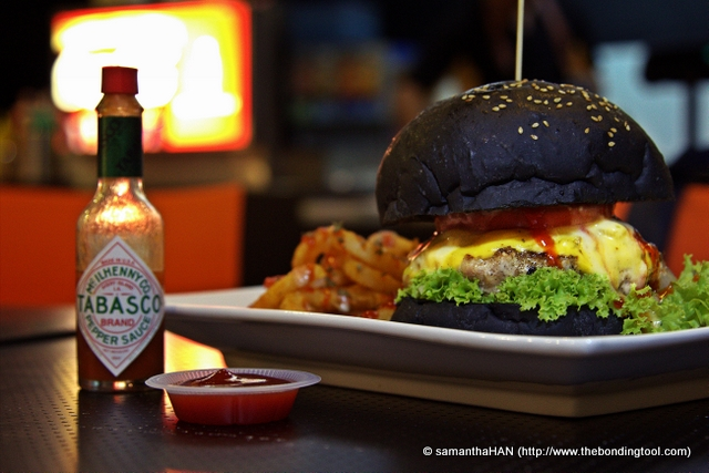 Not spicy enough? Erupt your taste buds with Tabasco and more chilli sauce.