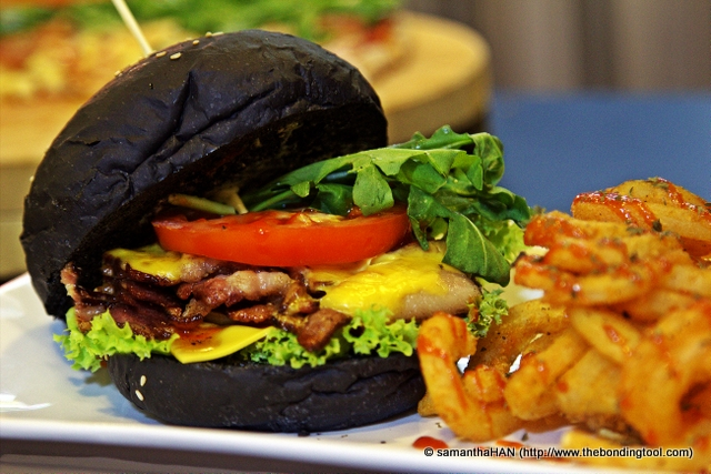 Don't like ground pork? 6-inch too big? How about a standard 4-inch Bacon Burger?
