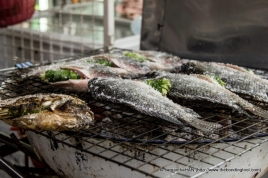 Pandan and Lemongrass BBQ Fish, how can we not try this?