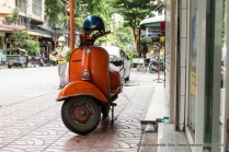 Another efficient and common transportation to beat the Bangkok jam.