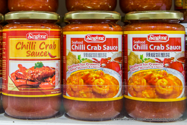 Next to the ready-to-use bottled Chilli Crab Sauce is simply another version which can be used for other seafood like Prawns, Squid, Clams and even Mussels or a combination of all of them.<br />Isn't it easy peasy?