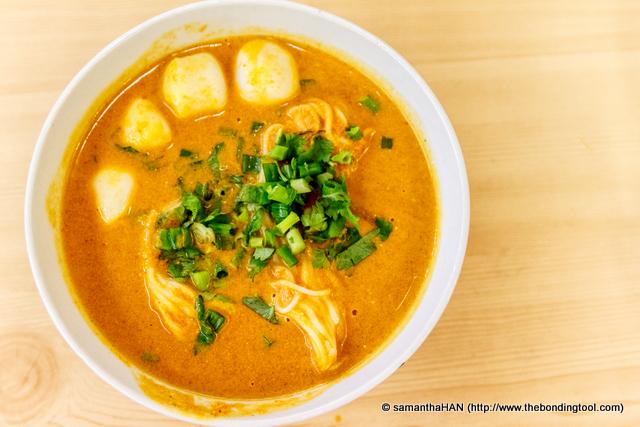Thai Curry Vermicelli -S$5.