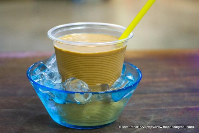 香港式奶茶 - Hong Kong Summer Ice Tea at S$3.