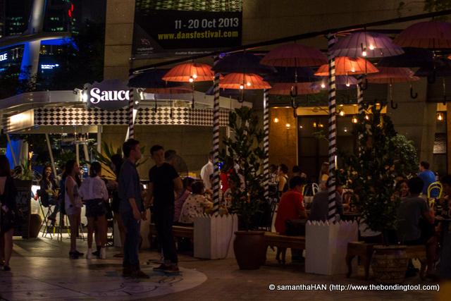 Sauce Bar @ Esplanade