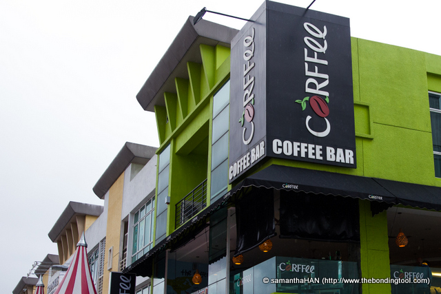 Carffee @ Taman Molek, Johor Bahru, Malaysia.