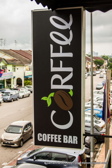 Carffee Cafe Bar @ Taman Molek
