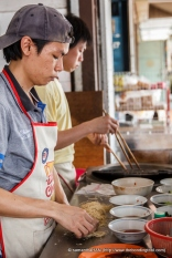 The aprrentices? They are the ones to prepare the meals whenever the boss is not available.