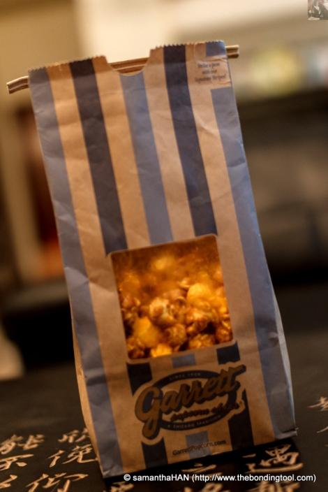 Garrett Popcorn is in Singapore!