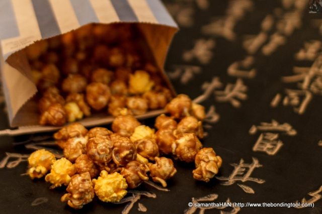 Do you love Popcorns? My elder girl doesn't BUT... these she will eat :D