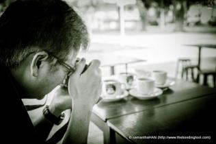 Tony of Johor Kaki Blog.