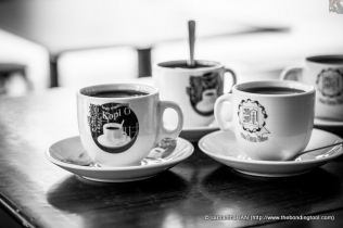 Coffees and Teas offered in GMNC.