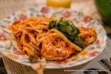 Jumbo Prawns Fettucine Marinara-IMG_6988©BondingTool