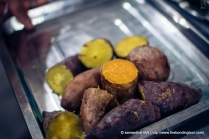 Grilled Sweet Potatoes.