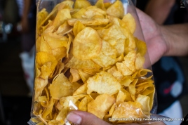 Jimmy's loot - Tapioca Chips.