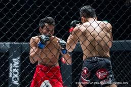 Tok Sophon vs Saiful Merican.