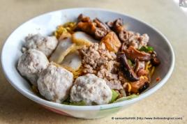 Punggol Noodles
