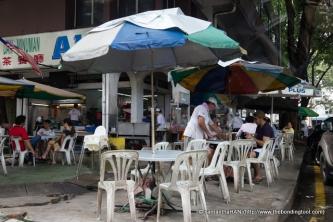 Restoran Alison is a kopitiam by Singapore standard.