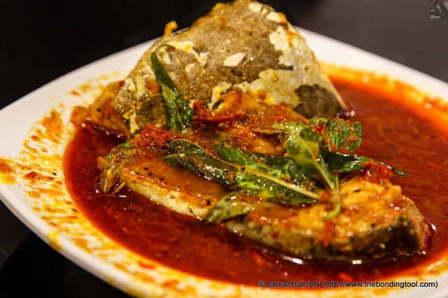 Ikan Assam Pedas It simply means Fish in Sour and Spicy Gravy.