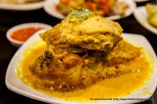 Ayam Masak Lemak Cili Padi.