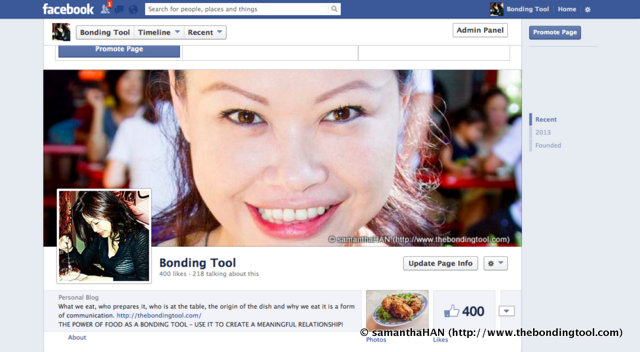 Yay! I survived sharing on Facebook long enough to garner another 100 LIKES.