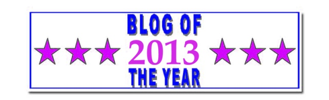 Blog of the Year Award banner 800