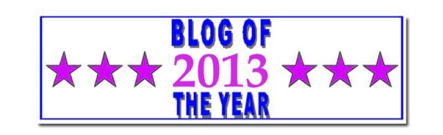Blog of the Year Award banner 800