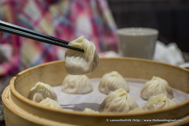 Xiao Long Bao (XLB) - Specialty of DTF.