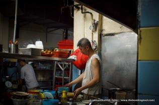 Geylang Claypot Rice-9179