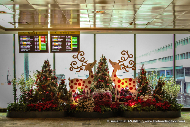 I'm off for my Christmas party in Macau. See you soon :)