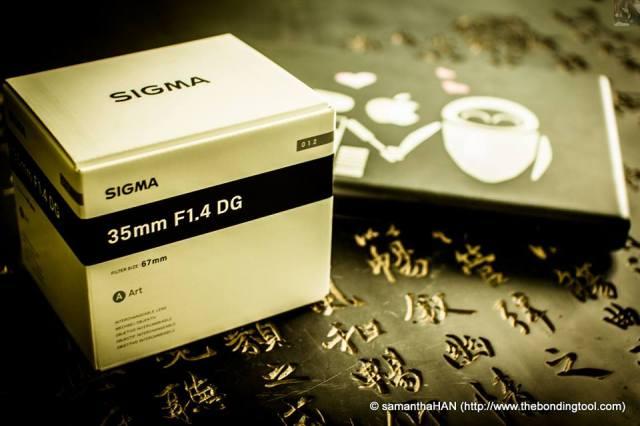 Sigma Art 35mm