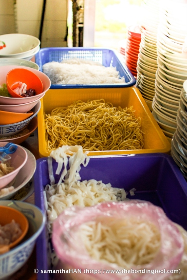 Oodles of noodles for your pickings.