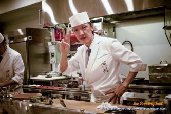 Meet Chef Lawrence Chia.