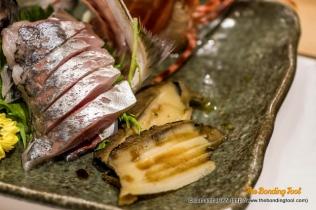 Mackerel and Abalone.