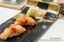 Akagai. Japanese Cockle.