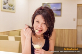 Yuzu Sorbet is one of my favourite Japanese dessert.