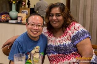 Adrian and Ranjita.
