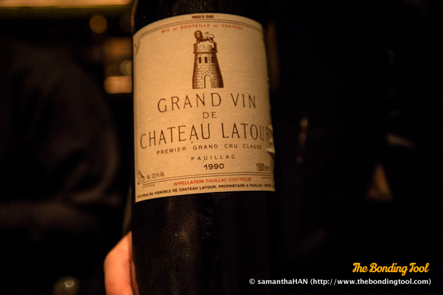 The Grand Vin Chateau Latour, typically a blend of 75% Cabernet Sauvignon, 20% Merlot, with the remainder Petit Verdot and Cabernet Franc, normally has an annual production of 18,000 cases.