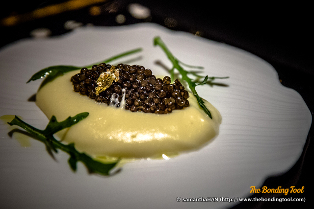 More Impérial Caviar on Ratte Mash and Rockets. The Ratte (also known as La Ratte, Ratte du Touquet, or Asparges) is a small potato with a unique nutty flavor and smooth, buttery texture.