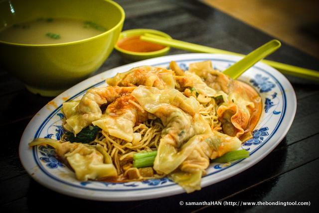Dumpling Noodles - S$5