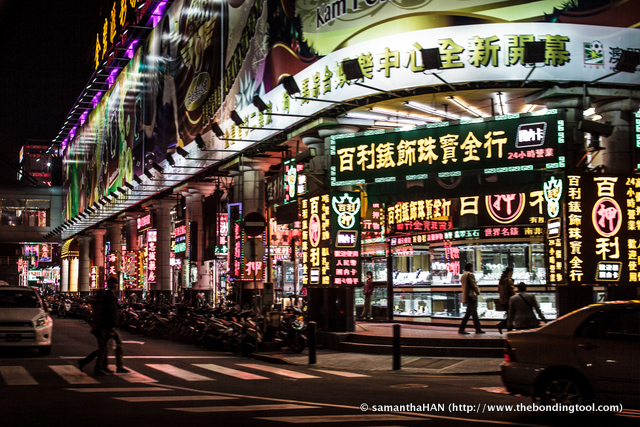 Macau is a city that never sleeps.