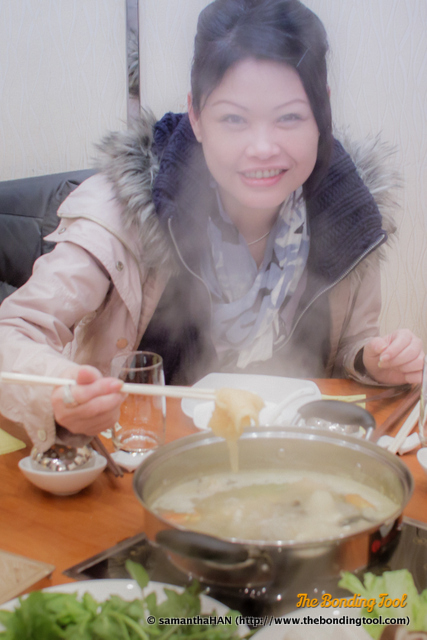 I was feeling a bit under the weather. Macau was getting very cold and I'm grateful for the hot pot meal.