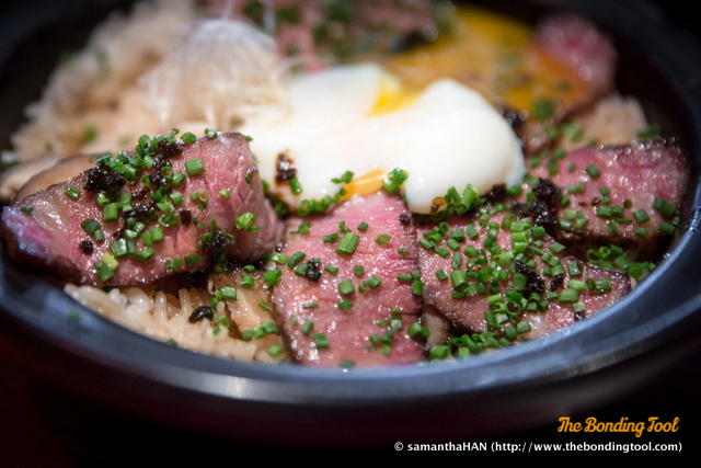 Josper-grilled Wagyu Beef Rice.