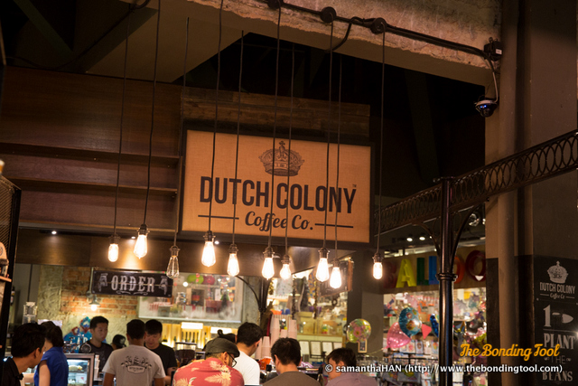 Dutch Colony Coffee Co. let's go place orders for our cuppa!