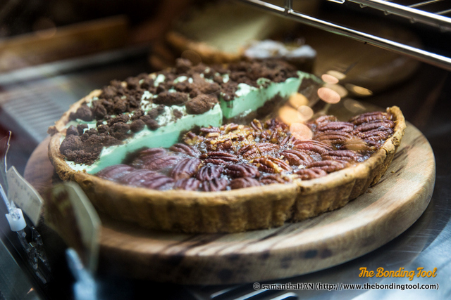 Pecan Pie and Mint Chocolate from Dutch Colony and Co.