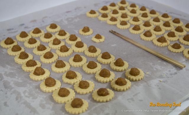 鳳梨酥/黄梨酥  - Pineapple Tarts.