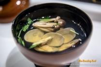Clam Soup.