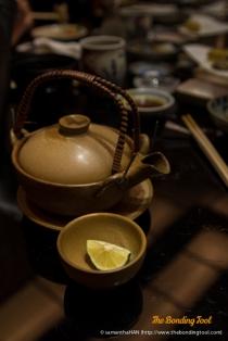 Japanese Teapot Soup.