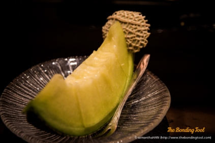 Japanese Honey Dew.