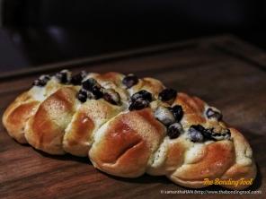 Mini Raisin Loaf