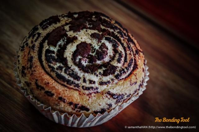 Cocoa Swirl